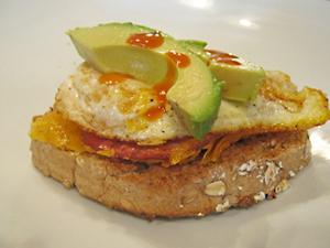 Breakfast Sandwich Ideas from Great Harvest