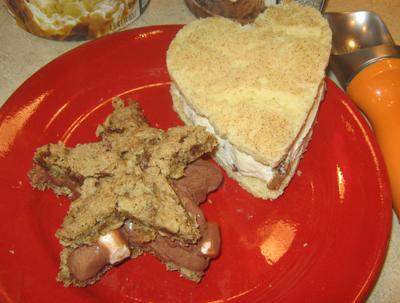ice cream cookie sandwiches photo