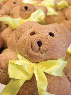 Bready bear by Great harvest photo