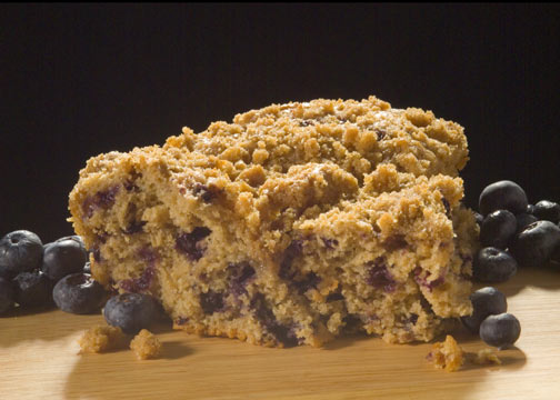 Blueberry Coffee Cake photo