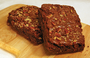 Great Harvest brownies photo