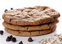 whole wheat cookie photo