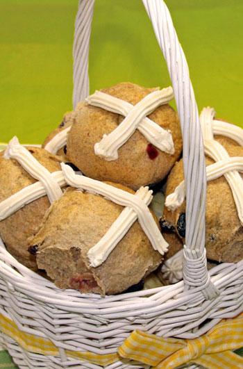 Hot Cross Buns, Great Harvest photo