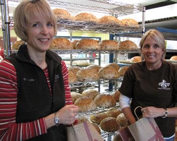 bakery franchise team