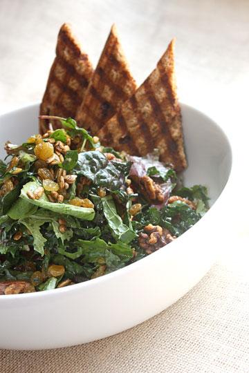 kale salad photo