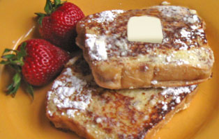 Cinnamon Chip French Toast photo by Great Harvest