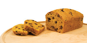 Great Harvest pumpking chocolate chip batter bread photo