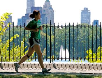running photo