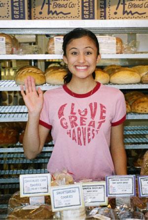 Great Harvest employee photo