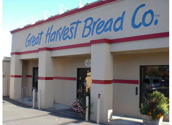 Bellingham WA Great Harvest bakery