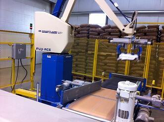 wheat loading photo