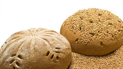 whole grain bread photo