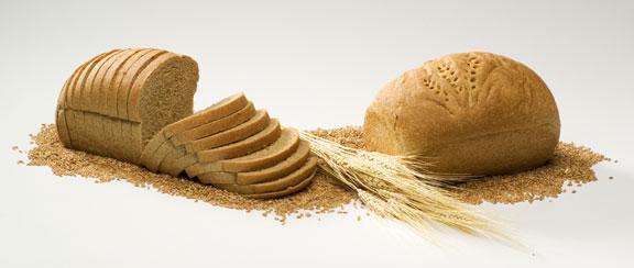whole wheat loaf photo