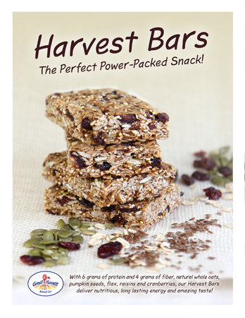Great Harvest Bars- Perfect Snack