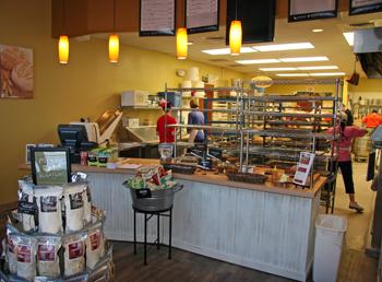 training bakery lobby