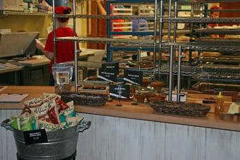 whole grain bakery lobby photo