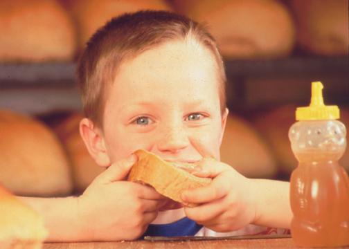 Boy Bread Honey 5 web photo