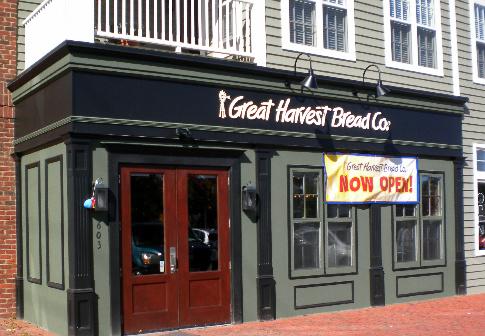 Delafield healthy bakery exterior