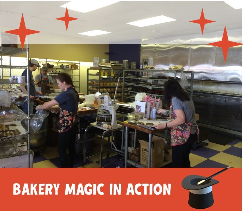 Bakery Magic No Accident in Owensboro: Owner Horsepower is the Key