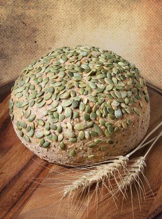 DakotaRound whole grain