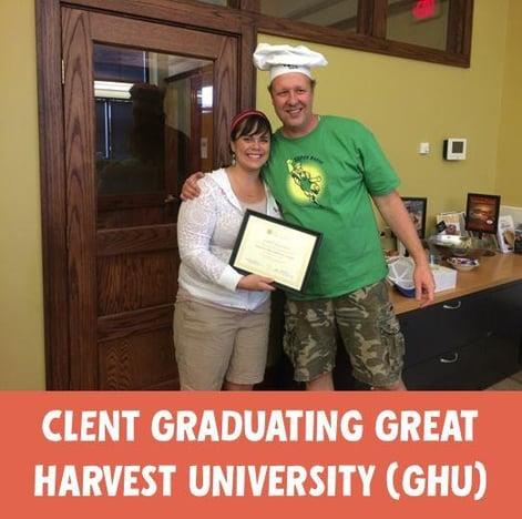 Clent_Sullivan_at_Great_Harvest_University_graduation_new_bakery_franchise_owners.jpg