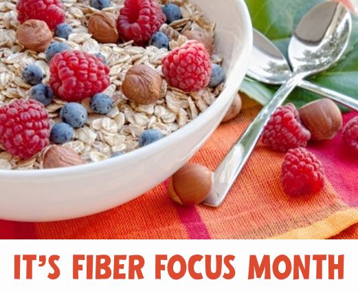 What Did You Do for National Fiber Focus Month?