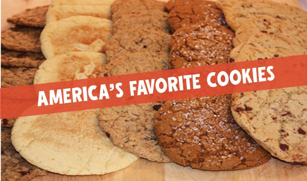 A Look At Our Favorite Cookies for National Cookie Month