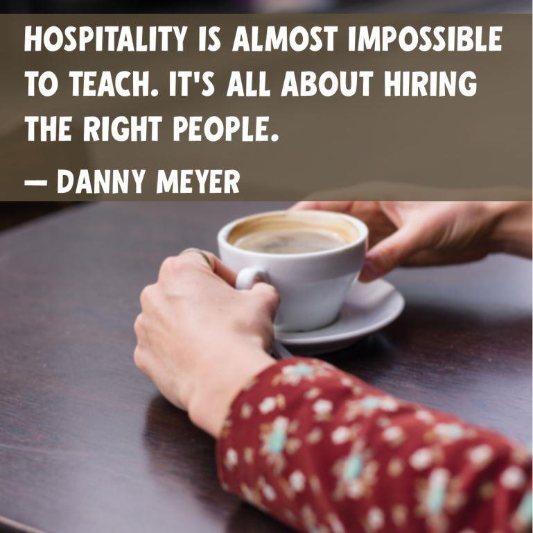 How Can Danny Meyer Help You Build A Better Bakery Team?