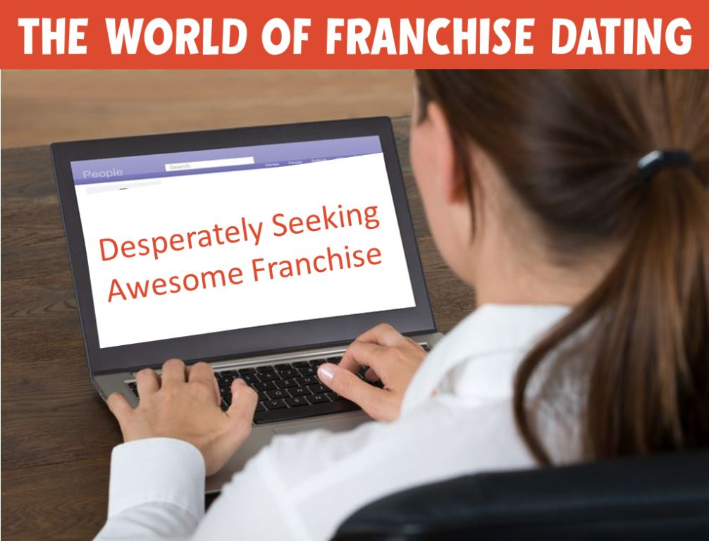 Looking for Franchise Love: 5 Stages of Franchise Dating