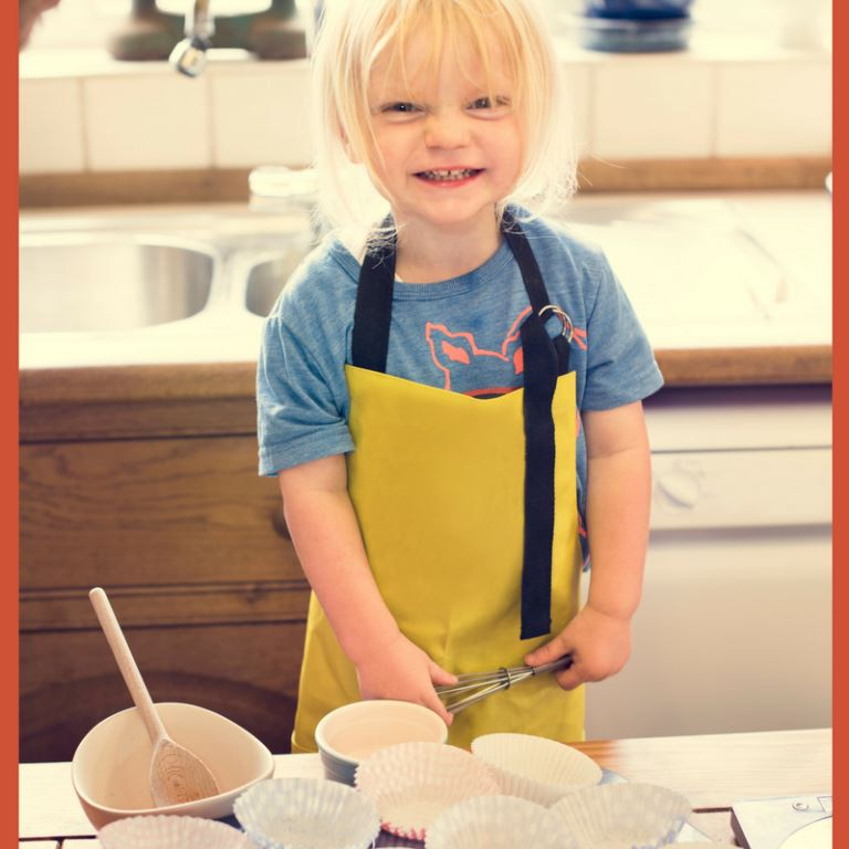 Get in the Kitchen with Kids this Holiday and Bake Up Some Memories