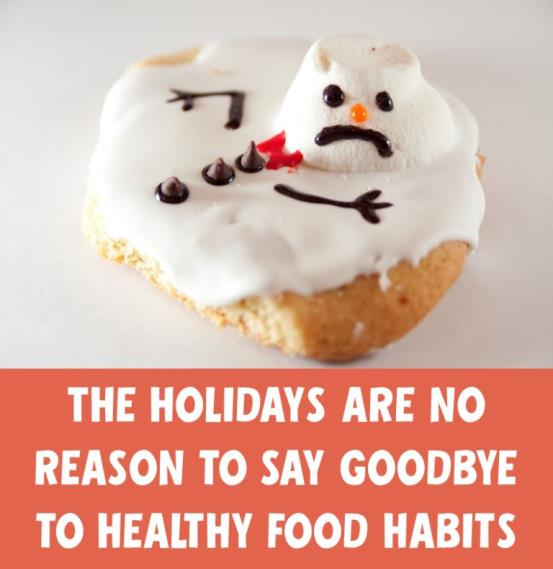 The Holidays Are Here ─How Can You Keep Eating Healthy?