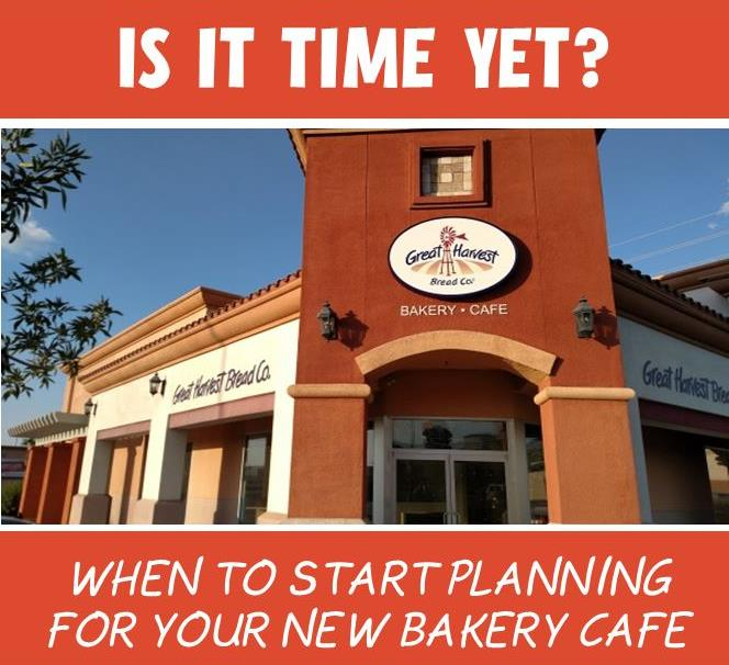 When Should I Start Planning For My New Bakery Cafe?