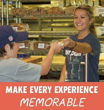 Make Every Customer Experience Memorable