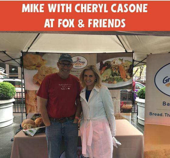 Watch Great Harvest CEO Mike Ferretti on Fox & Friends