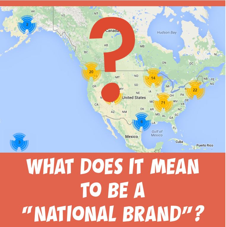 "Destroying the Myth: ""National Brand"" Means You Need to be National Advertiser"