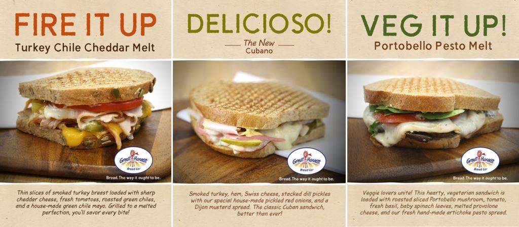 The Sandwich Reimagined: Introducing New Hot Sandwiches