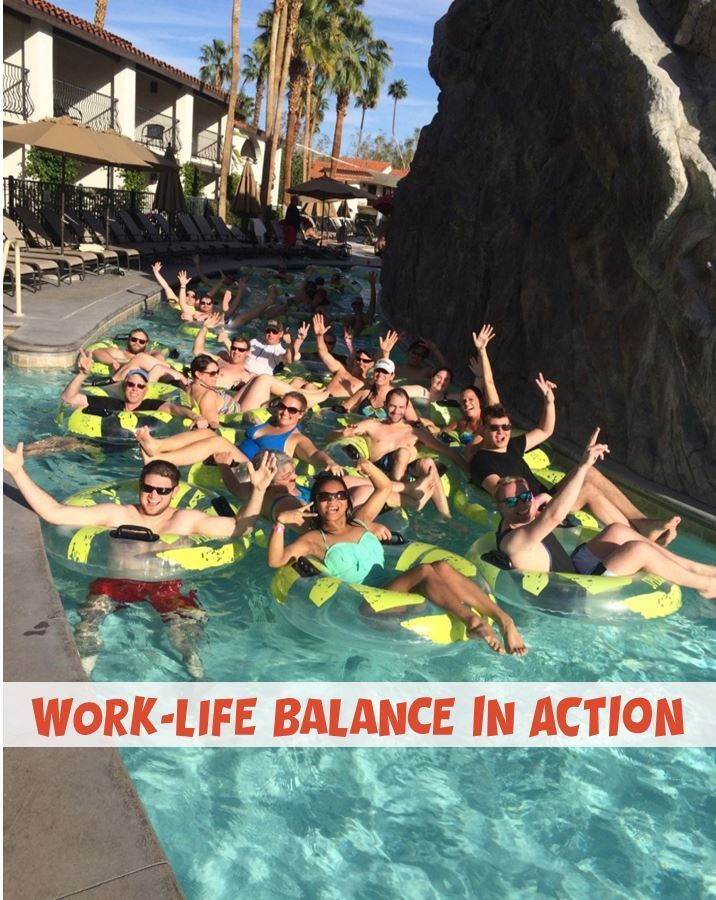 Want Work-Life Balance? We've Got a Recipe for That.