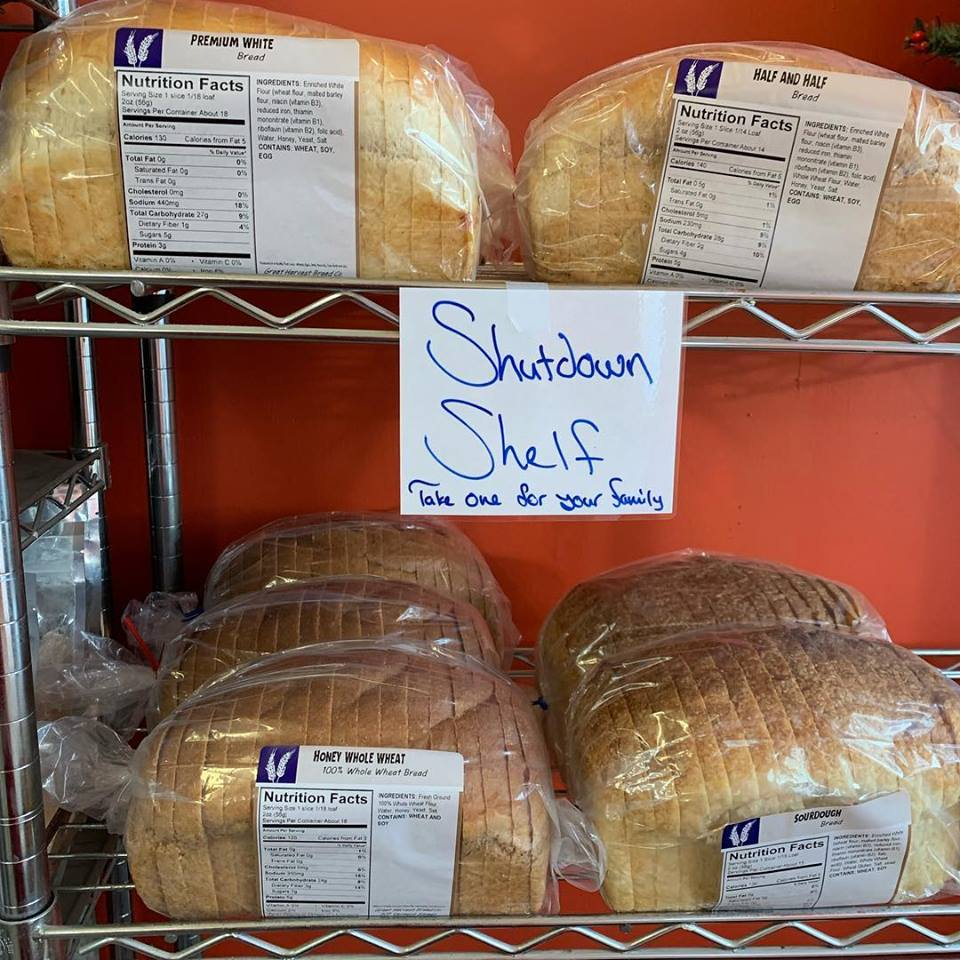 Great Harvest Bread 'Shutdown Shelves' are a Perfect Example of Our Freedom Franchise at Work